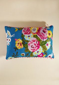 Comfort in Color Pillow, #ModCloth