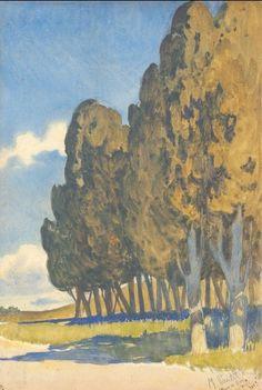Marguerite Paulet 1900 1979 Port De Bouc Grands Cypres