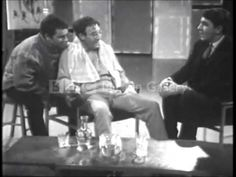 "Peter Cook, Dudley Moore, Peter Sellers ""Boxer-Cum-Painter"" Sketch from Not Only But Also (9:58)"