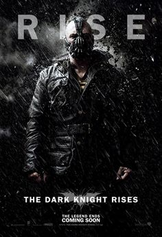 The Dark Knight Rises // Bane