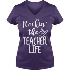 ROCKIN' THE TEACHER LIFE FUNNY SCHOOL GIFT T-SHIRT #gift #ideas #Popular #Everything #Videos #Shop #Animals #pets #Architecture #Art #Cars #motorcycles #Celebrities #DIY #crafts #Design #Education #Entertainment #Food #drink #Gardening #Geek #Hair #beauty #Health #fitness #History #Holidays #events #Home decor #Humor #Illustrations #posters #Kids #parenting #Men #Outdoors #Photography #Products #Quotes #Science #nature #Sports #Tattoos #Technology #Travel #Weddings #Women