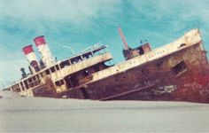 SS Catala shipwreck,Ocean Shores, WA. Walked on it once as a kid now they buried it.