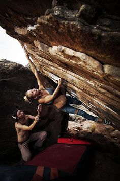www.boulderingonline.pl Rock climbing and bouldering pictures and news teamwork!