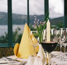 Romantic and Historic Carrig Country House Hotel is located on Carragh Lake on the famous Ring of Kerry driving route in Ireland. Country House Hotels, Sit Back, Ireland, Scenery, Romantic, Dining, Food, Landscape, Irish