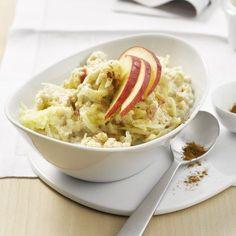 Apfelporridge Rezepte | Weight Watchers