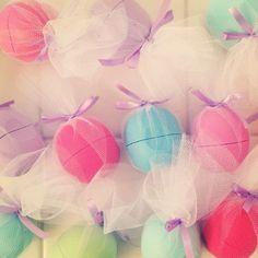Teen birthday party favors goodie bags. Mint eos lip balm 80d79a0bde12a