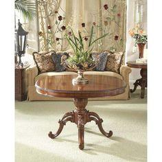Fine Furniture Designs Antebellum Center Table