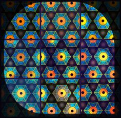 """Photobucket Pictures, Images and Photos-Worf Thaddeus' Quilt, """"Carbon"""". Beautiful!!!-k"""
