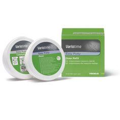 Heraeus Kulzer. Variotime Easy Putty 600ml (Vinylpolysiloxane). Variotime Easy Putty 600ml (Vinylpolysiloxane)