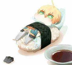 CUTE Sushi Yamabagiri ❤