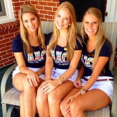 Alpha Chi Omega at Florida State University #AlphaChiOmega #AChiO #recruitment #rush #sorority #FSU