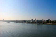 Einfach nur mal so, ein schönes heimatliches Foto...#Mainz