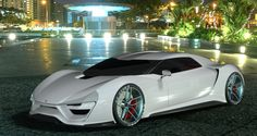 Trion SuperCars sell dream !!