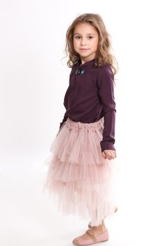 In love with marsala and Powderly pink? this is the perfect choice of fashion for kids from fairytale collection designed by romanian designers for your little ones...