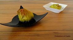 fiore di zucca con ripieno di brie