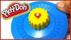 Play doh cookies, suprise eggs