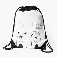 #backpack #drawstringbag #bag #kidsbag #giftforgirl #giftforher #accessories #womensaccessories #womanfashion #bear
