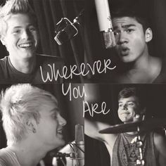 If you guys haven't heard 5SOS new song yet, go and look it up! Whereever You Are! It's amazinggg! :) <3