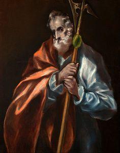 File:El Greco - St. Jude Thaddeus - Google Art Project.jpg