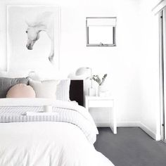"""imm24: """"Bedroom styling by @thehiredhome """""""