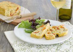 Pastel de patata con verduras | Recetas Mycook