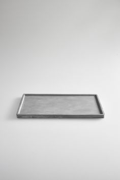 Rectangular Concrete Tray