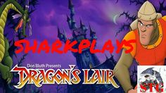 Sharkplays: Dragon's Lair (First EVER Playthrough)