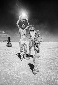 2сентября всердце пустыни Невада завершился ежегодный арт-фестиваль Burning man.