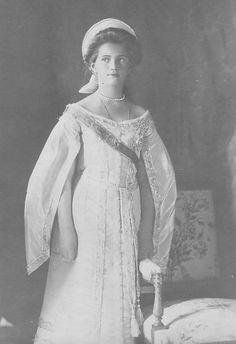 Grand Duchess Maria Nikolaevna of Russia