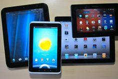 Согласно данным IDC в прошлом году Amazon и Huawei нарастили продажи планшетов на 988% и 499% соответственно