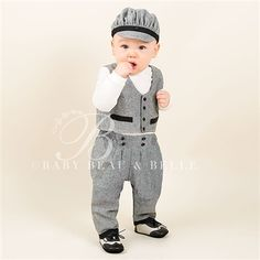 Jackson 3-Piece Suit
