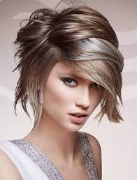 Resultado de imagen para cabello dos colores