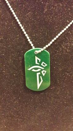 Hey, I found this really awesome Etsy listing at https://www.etsy.com/listing/235850191/ingress-enlightened-dog-tag