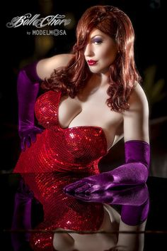Jessica Rabbit by BelleChere