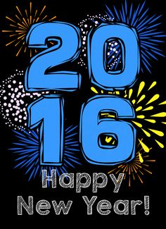 Happy New Year Greeting Card | CatPrint Design #662