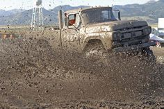 Ford 4x4, Ford Pickup Trucks, Lifted Trucks, Big Trucks, Country Boy Can Survive, Muddy Trucks, Old Fords, Offroad, Larry