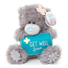"""5"""" Get Well Soon Me to You Bear £6.99"""