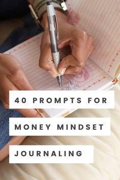 If you want to make more money, first you must believe you can! Get 40 journaling prompts (for free) to help you improve your relationship with money. Business Entrepreneur, Business Tips, Online Business, Change Your Mindset, Success Mindset, Entrepreneur Inspiration, Journal Prompts, Management Tips, Make More Money