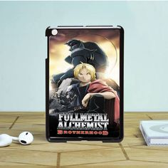 FULLMETAL ALCHEMIST BROTHERHOOD iPad Mini 2 Case Dewantary