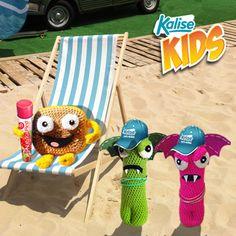 Nuestras Kriatur-Ices disfrutan de los pocos días de vacaciones que quedan :)) #Aminurumis #Kalise