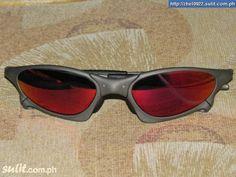 faea0e0a03 Oakley Penny X-Metal frames with dark ruby lens sunglasses. Oakley Eyewear