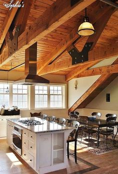 Small Barn Loft Apartments | Found on barnpros.com | Things I Like ...
