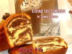 Cozonac fara framantare by Jamila Cuisine Bolo Minnie, Good Food, Yummy Food, Romanian Food, Sweet Memories, Christmas Cookies, French Toast, Food And Drink, Breakfast