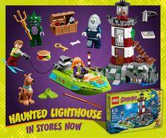 LEGO Scooby-Doo Haunted Lighthouse  http://bit.ly/LEGOScooby-Doo