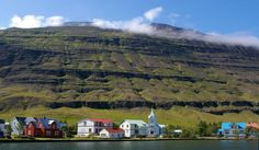 seydisfjordur camping site May 1 - Sept 30