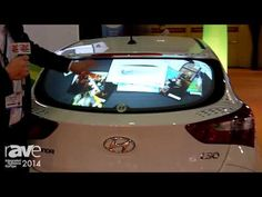 ISE 2014: Eyefactive Shows Interactive Car Rear Window w/ Integrated Modular Camera-Based Tracking - YouTube