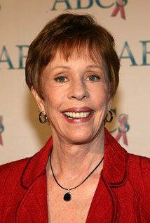 Carol Burnett - the one and only!