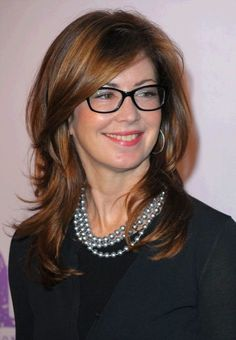 Dana Delany. I want her hair.