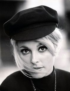 Sharon Tate 1/24/1943 - 8/9/1969. During the 1960s she played small television roles before appearing in several films. After receiving positive reviews for her comedic performances, she was hailed as one of Hollywood's promising newcomers and was nominated for a Golden Globe Award for her performance in Valley of the Dolls (1967). She also appeared regularly in fashion magazines as a model and cover girl. Sharon was murdered by Charles Manson while pregnant.