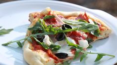 Děti si určitě pochutnají na pizze. I ta je z grilu. Foto: